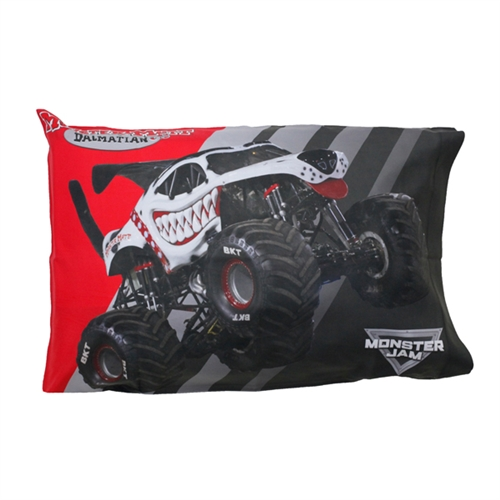 Monster Mutt Dalmation Pillow Case