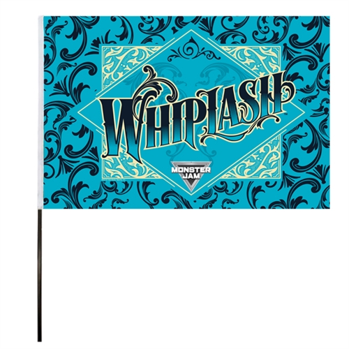 Whiplash Flag (14x22 in)