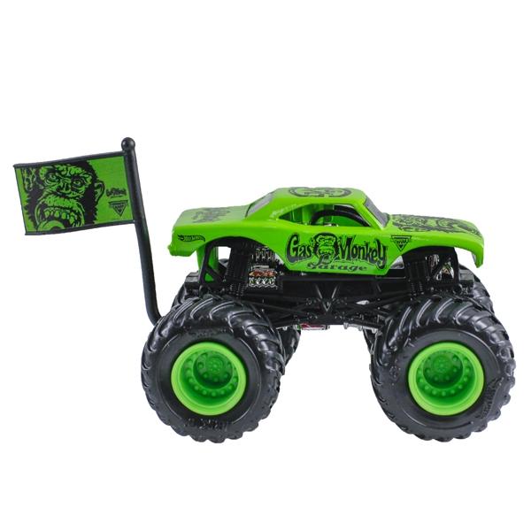 1:64 Hot Wheels Gas Monkey Garage® - Flag Series - 1/10 Epic Additions