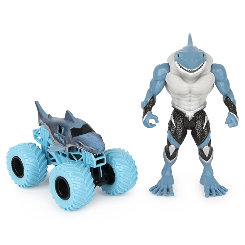Monster Jam Creatures Megalodon
