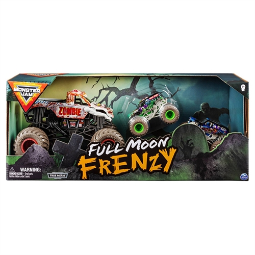 Full Moon Frenzy 3 Pack