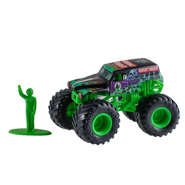 1 64 Grave Digger Legacy Truck Mix 1
