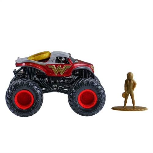 1:64 Wonder Woman Legacy Trucks Series 1