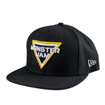 Flat Bill Monster Jam Cap