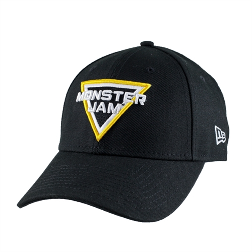 Curved Bill Monster Jam Cap