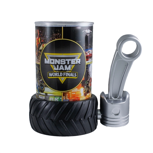 Monster Jam World Finals Tire Mug