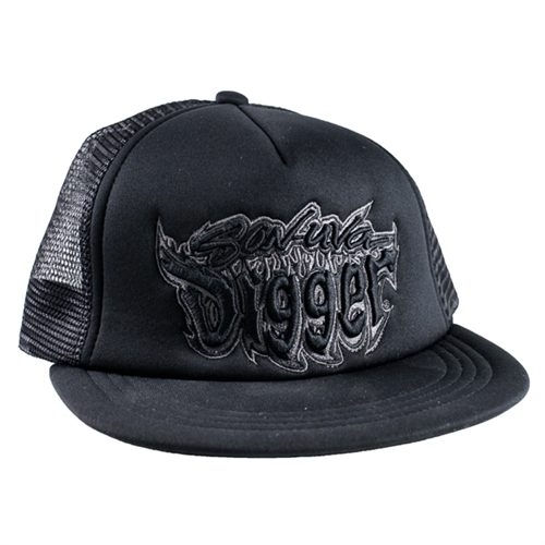 2c5bfcee4c0 Blackout Son-Uva Digger Flat Billed Cap