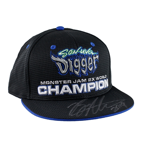 Limited Edition Signed Son-Uva Digger Cap