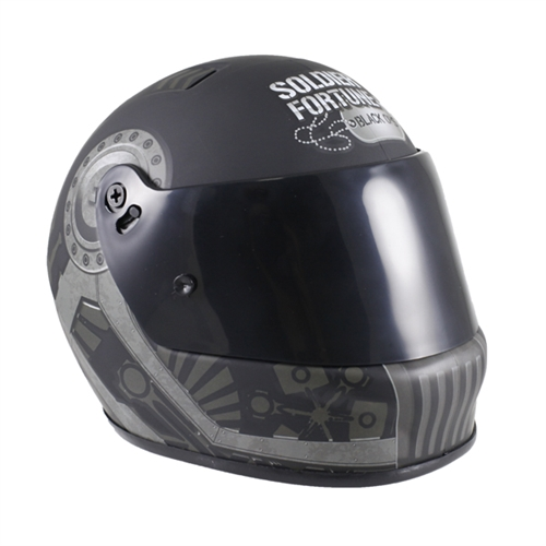 Soldier Fortune Black Ops Mini Helmet Series 3