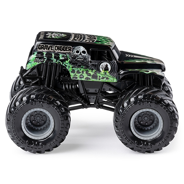 1 64 Grave Digger Overcast