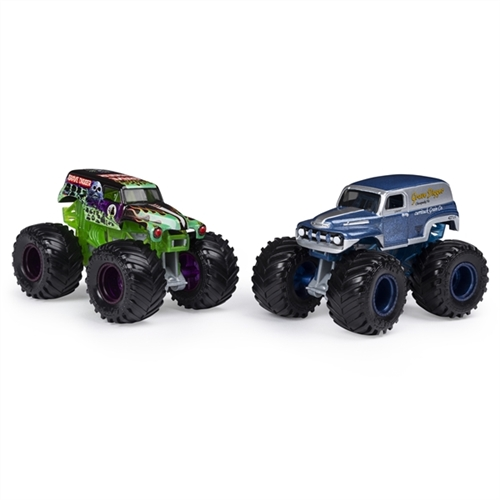 1:64 Grave Digger and Grave Digger The Legend Duo