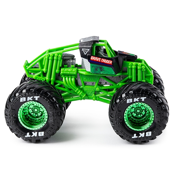 1 64 Grave Digger Training Truck Limited