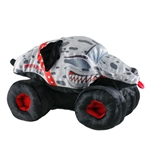 Plush Monster Mutt Dalmatian