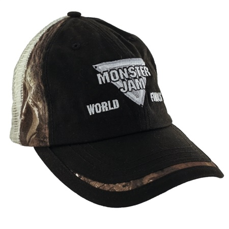 World Finals XVI Camo Stripe Cap
