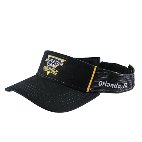 Monster Jam World Finals 2019 Visor