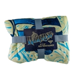 Whiplash Fleece Blanket