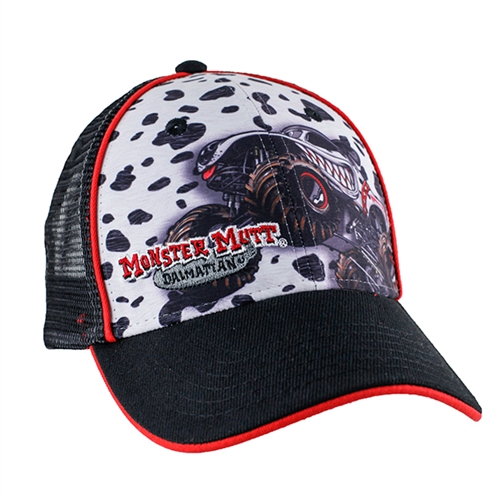 Monster Mutt Dalmatian Youth Cap