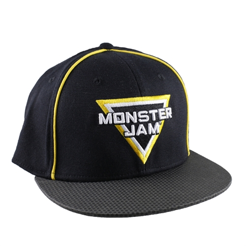 Monster Jam Grid Bill Cap