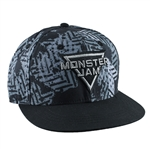 Monster Jam Tread Top Youth Cap