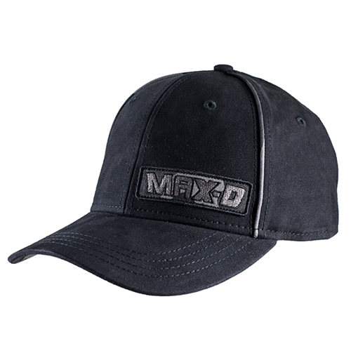 Max-D Camo Patch Cap