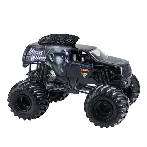 1:24 Hot Wheels Mohawk Warrior Truck
