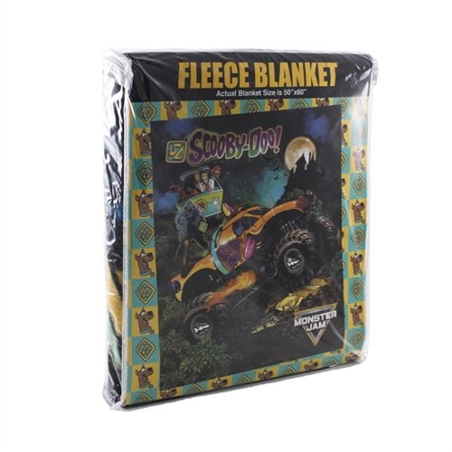 Scooby-Doo Fleece Blanket