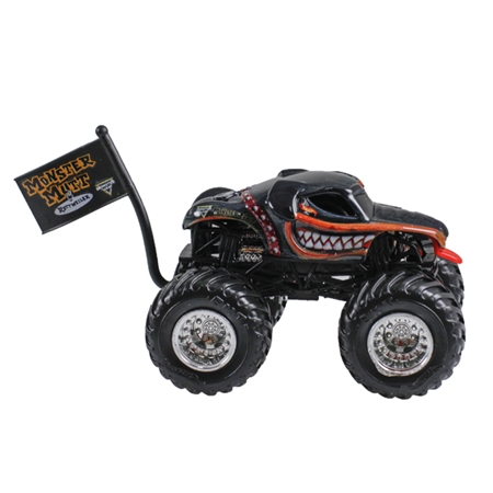 1:64 Hot Wheels Monster Mutt Rottweiler - Flag Series - 4/5 MJ Dog Pound