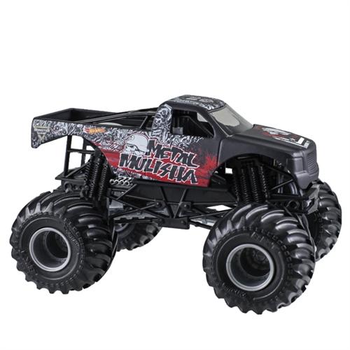 Monster Jam Hot Wheels
