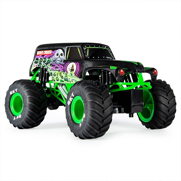 1 15 Grave Digger Rc Truck
