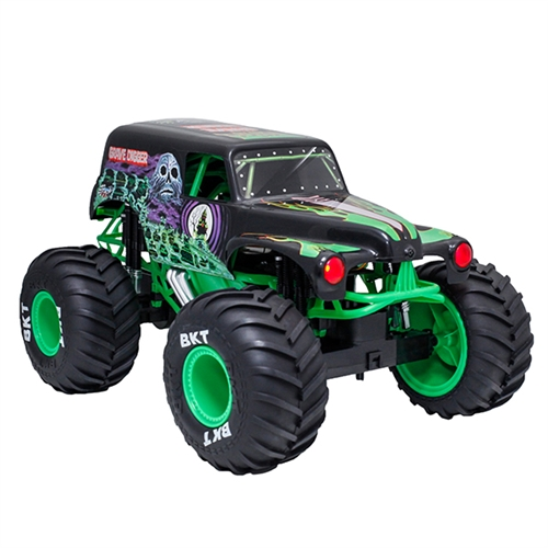 1:10 Grave Digger RC Truck
