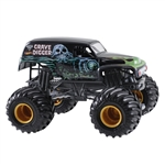 1:24 Hot Wheels Grave Digger Flash Truck