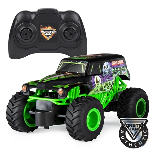 1:24 Grave Digger RC Truck