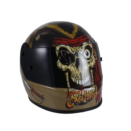 Pirate's Curse Mini Helmet Series 3