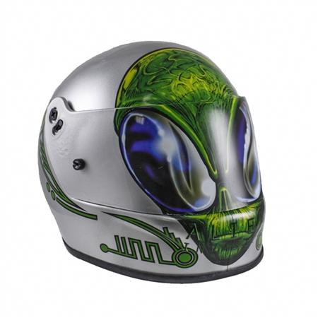 Alien Invasion Mini Helmet Series 3