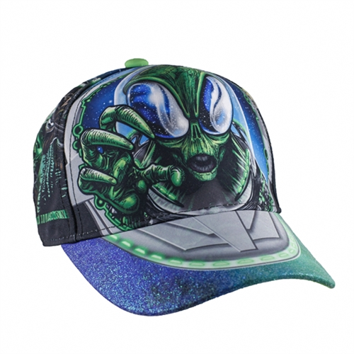 Alien Invasion Youth Cap