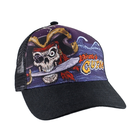 Youth Pirates Curse Lightning Cap