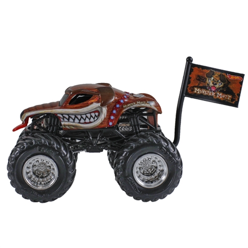 1:64 Hot Wheels Monster Mutt Truck - Flag Series - 5/5 MJ Dog Pound