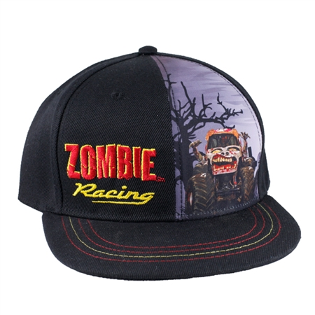 Youth Zombie Racing Cap