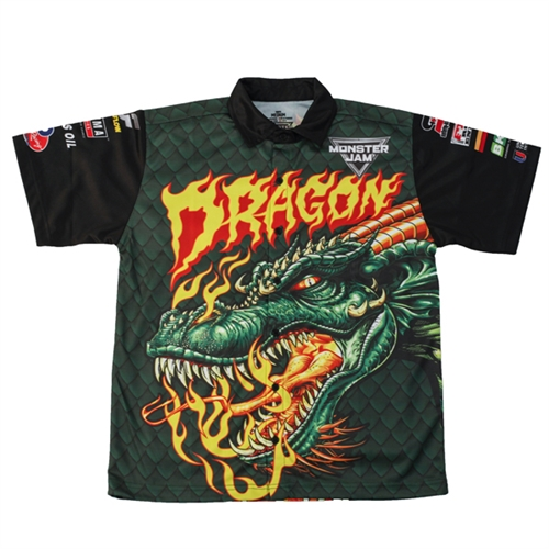 Dragon Youth Driver Shirt - Youth Medium