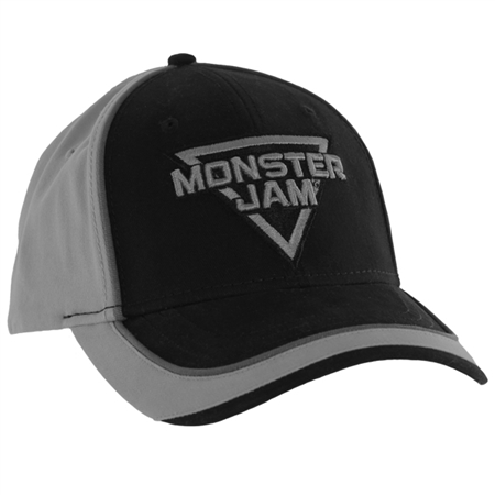Monster Jam Grey Pipe Cap