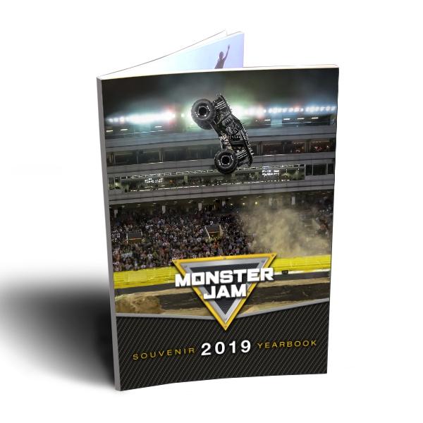 2019 Monster Jam Yearbook
