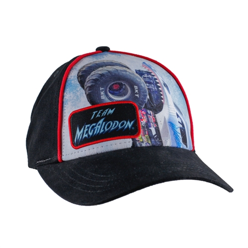 Youth Megalodon Splash Cap