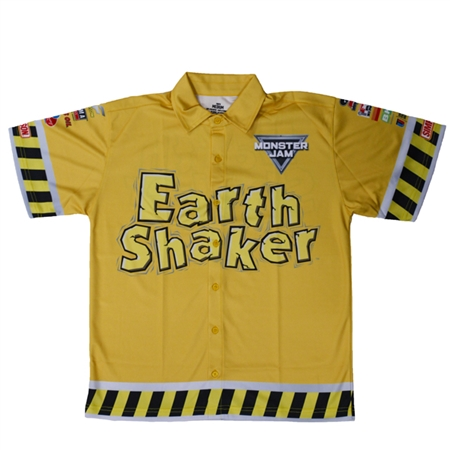 EarthShaker Youth Driver Shirt - Youth Medium