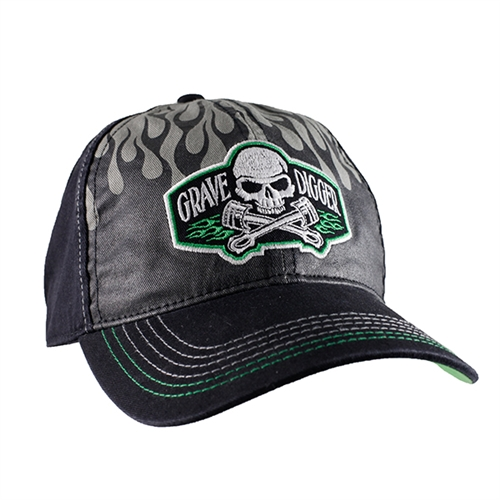 Grave Digger Ignition Cap
