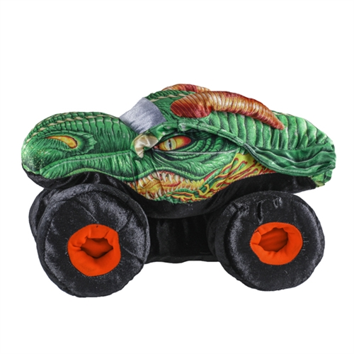 Dragon Soft Plush Truck