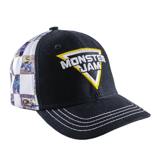Multi-Truck Checkers Youth Cap