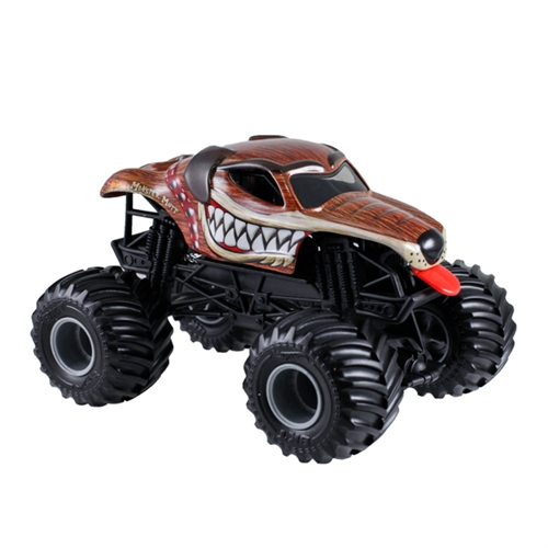 1:24 Monster Mutt