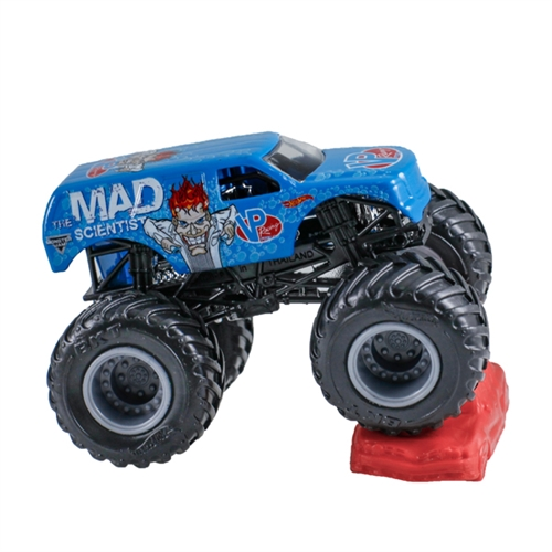 1:64 Hot Wheels VP Racing Fuels' Mad Scientist® Truck - Re-Crushable Car - 3/15 Epic Additions