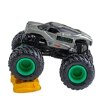 1:64 Hot Wheels Alien Invasion Truck - Re-Crushable Car - 3/19 Tour Favorites