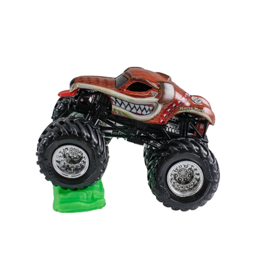 1:64 Hot Wheels Monster Mutt- Re-Crushable Car 3/6 MJ  Dog Pound